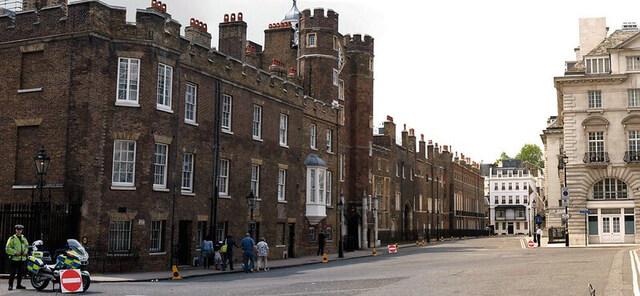 St James's Palace Londres