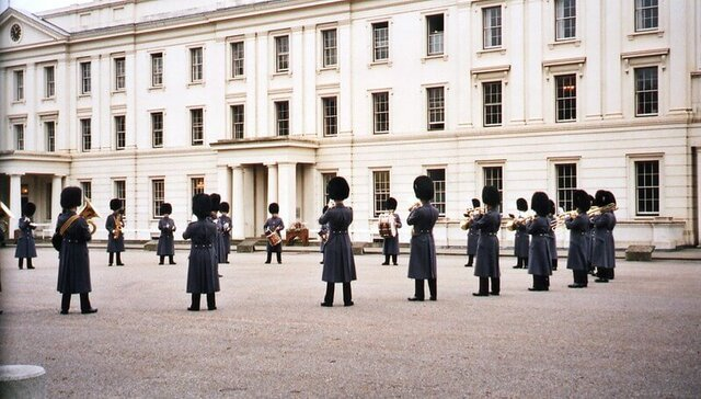 Wellington Barracks Londres
