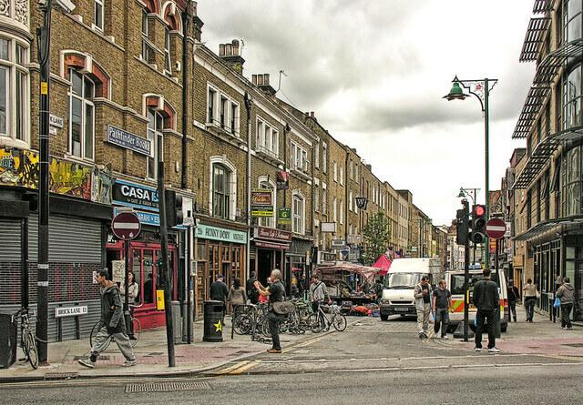 Brick Lane Londres