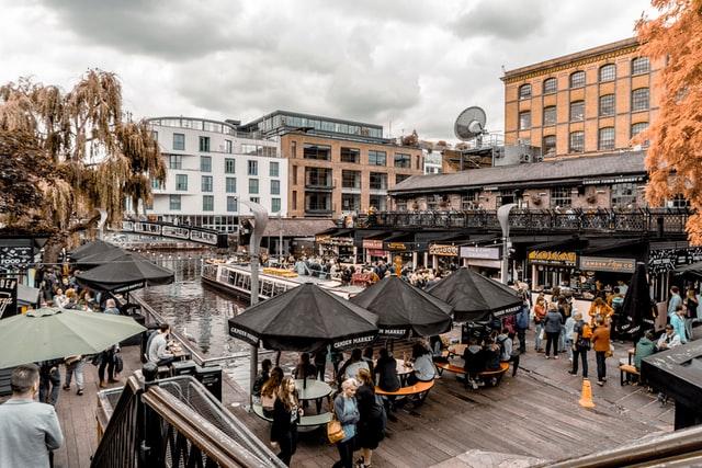 Camden Market à Londres