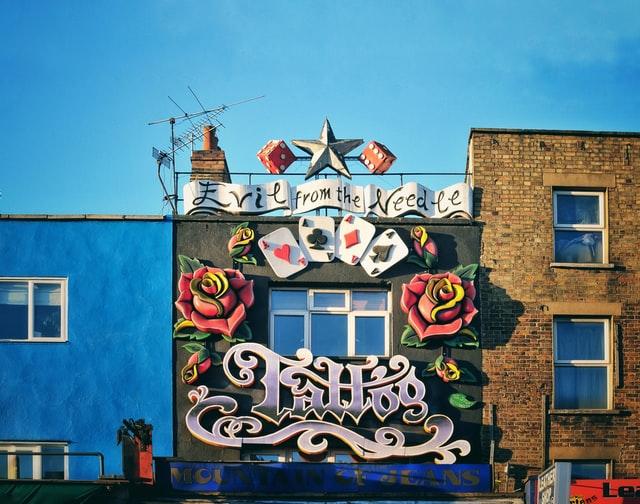 Façade Camden Hight Street