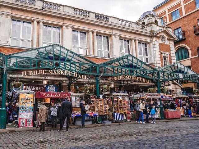 Jubilee Market Covent Market
