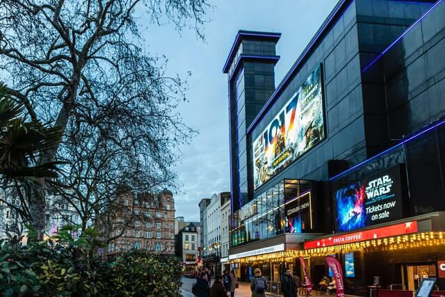 Leicester Square Londres