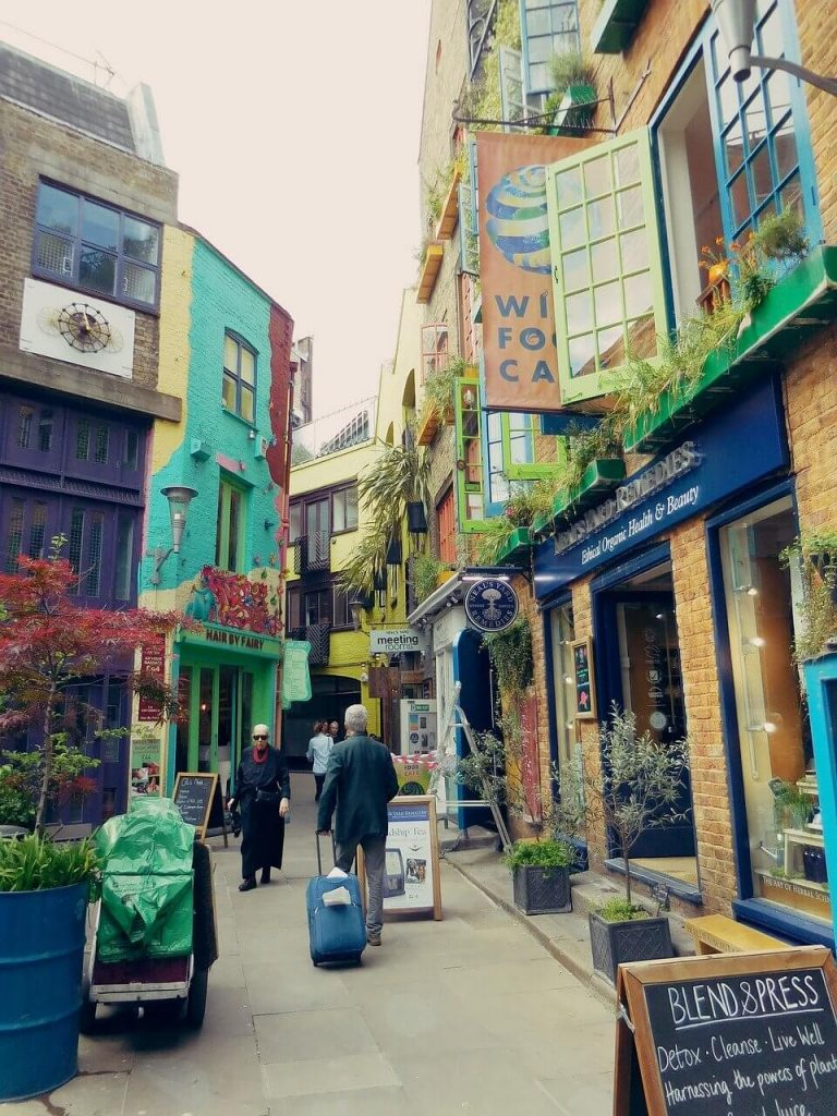 Neal's Yard Londres