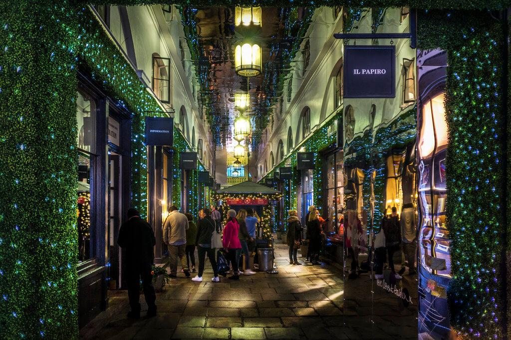 Noel à Covent Garden