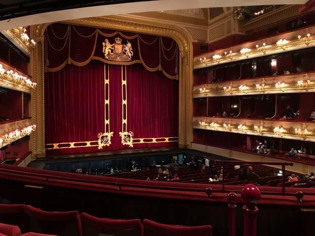 Royal Opera House à Londres
