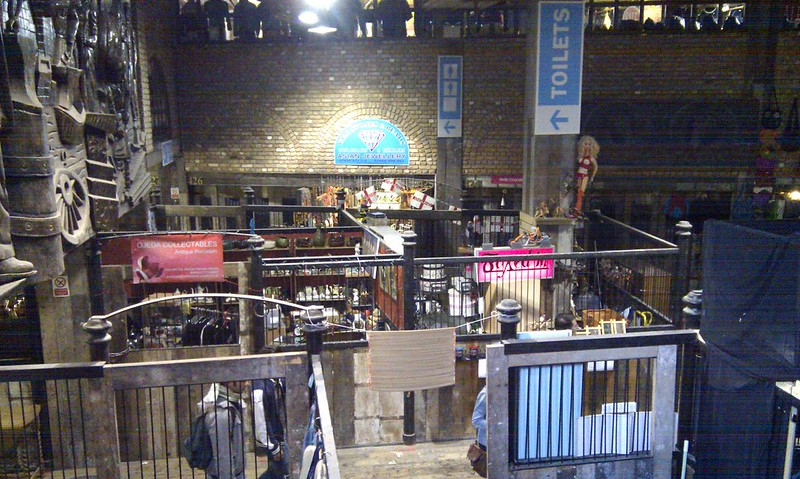 Stables Market Camden Town