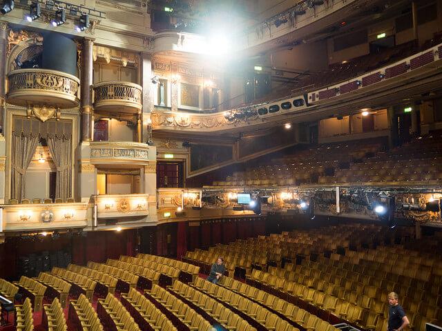 Théâtre Drury Lane Londres